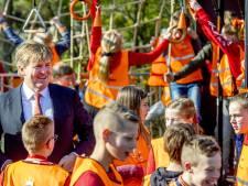 Koning Willem-Alexander en koningin Máxima openen Koningsspelen dit jaar in Amersfoort