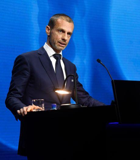 UEFA gaat Barcelona, Juventus en Real Madrid vervolgen voor Super League