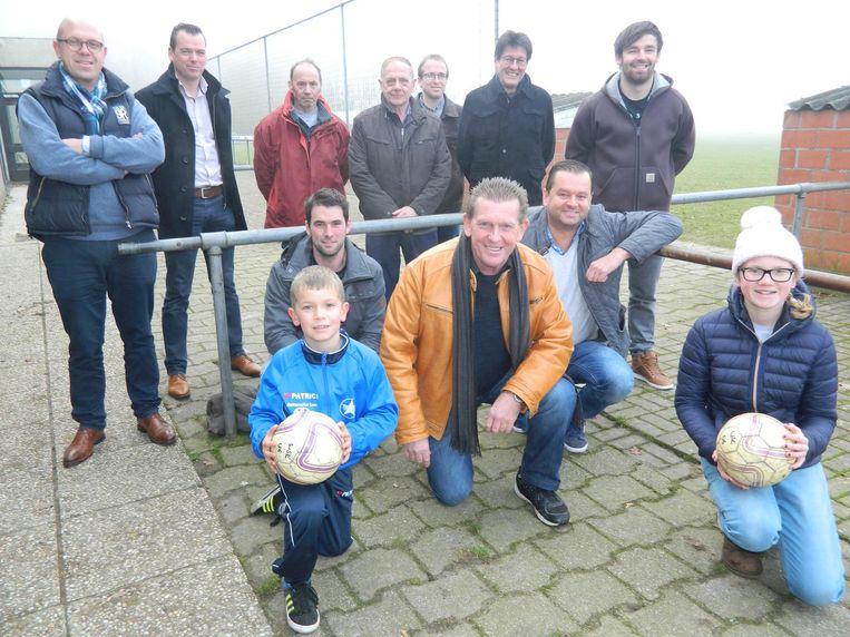 Witte Ster Lotenhulle wil er komende zomer weer staan, met een nieuwe bestuursploeg en volgend jaar ook een extra jeugdploeg en een nieuw eerste elftal.