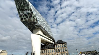 Volksvertegenwoordigers volgen 'zomerstage' in Antwerpse haven