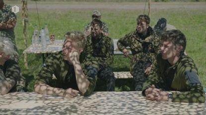 Heftige beelden in 'Kamp Waes': Aaron en Zeger gevangengenomen en hard aangepakt