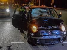 Twee zwaargewonden bij scooterongeluk in Nijmegen; mannen met spoed naar ziekenhuis gebracht