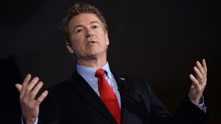 Rand Paul, senator voor de staat Kentucky.