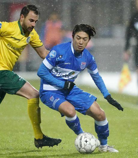 PEC Zwolle verlengt ook contract van Sai van Wermeskerken: twee seizoenen erbij