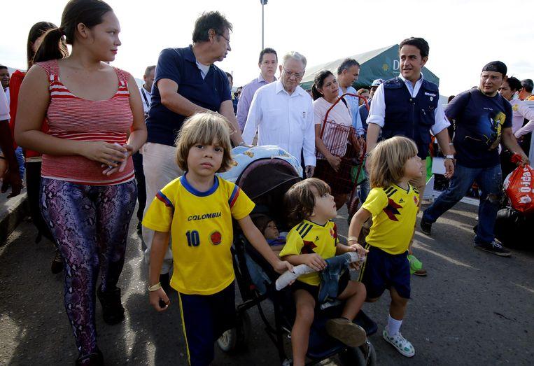 Drie miljoen Venezolanen ontvluchten land wegens instortende economie