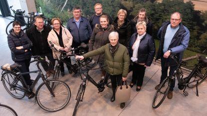 Tien deelnemers aan enquête over Retailpark N60 wonnen een elektrische fiets