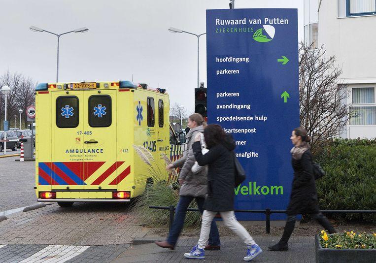 In 2012 moesten 130 patiënten uitwijken naar andere ziekenhuizen nadat cardiologen van Ruwaard in opspraak waren geraakt. Beeld ANP