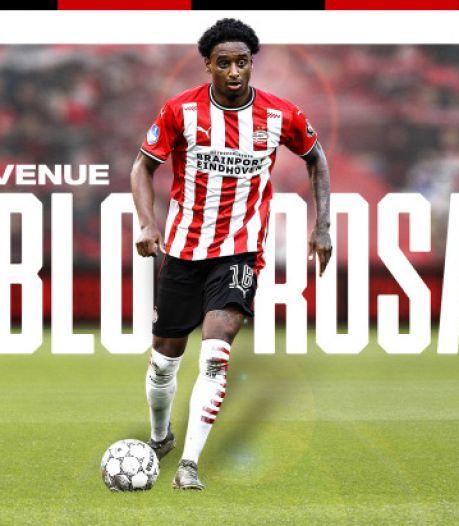 Transfer vanuit PSV definitief: Pablo Rosario voor vijf jaar naar OGC Nice