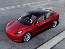 Tesla verlaagt opnieuw prijzen Model 3