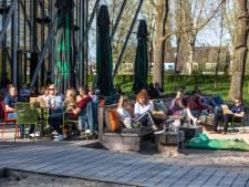 Zwolle opnieuw goedkoopste terrasstad van het land, Apeldoorn iets duurder