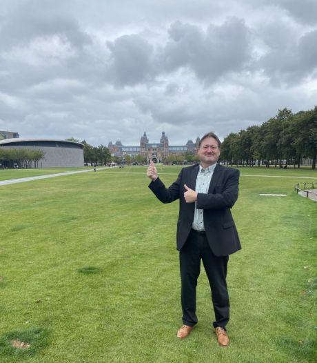 Peter Herrebout: 'Ik zal altijd een Amsterdamse Zeeuw blijven'