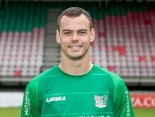 NEC-goalie Delle over mislopen transfer: Ach. Dat is voetbal