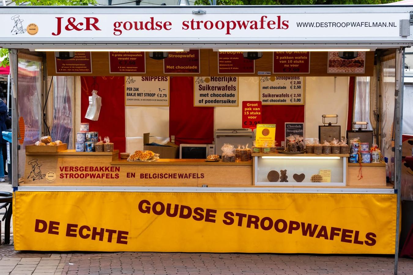 De stroopwafels van J&R gaan nu ook richting Helmond Sport.