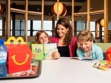 Happy Meal als wapen tegen ontlezing tijdens Kinderboekenweek