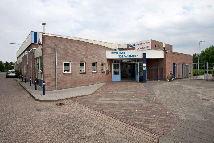 Zwembad De Wiemel in Deurne.
