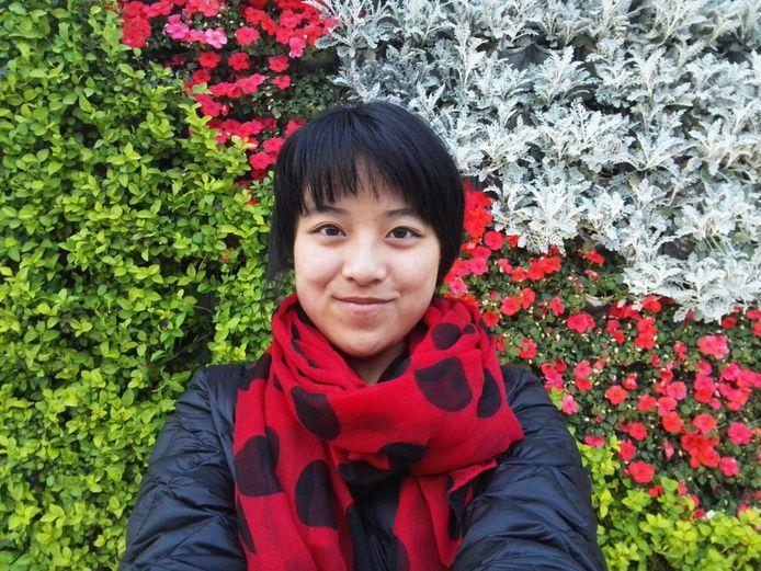 Anneke Yi heeft het zwaar met het verlies van de viool die aan haar toevertrouwd was.