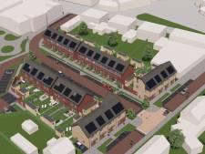 Zo ziet Achter 't Lint eruit; Centrumplan Leende afgerond met 26 woningen
