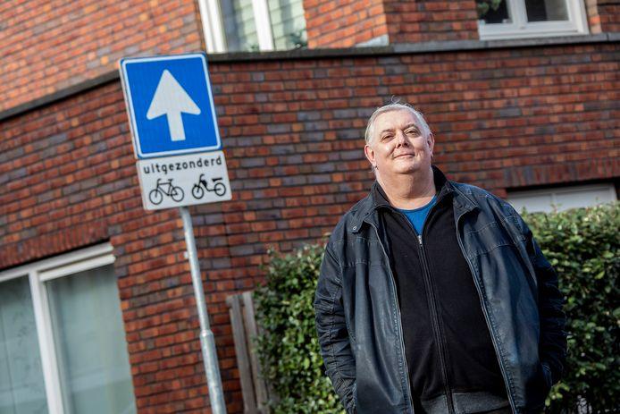 Steunraadslid Maxim van Ooijen van D66 Westland.