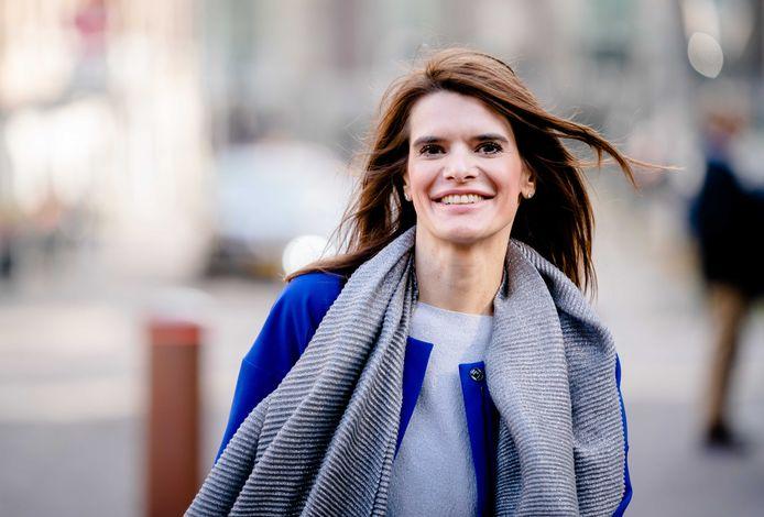 Minister Barbara Visser (VVD, Infrastructuur en Waterstaat) ANP BART MAAT