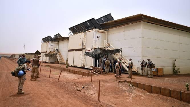 """""""Belgische militairen die in Mali gewond raakten zowel fysiek als mentaal hersteld"""""""