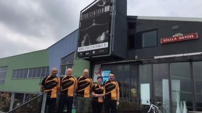 Grand Slam Bikers starten met GS4Hope