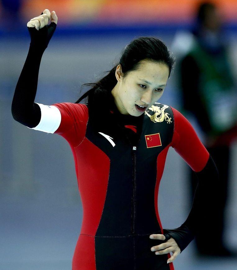 Hong Zhang. Beeld EPA