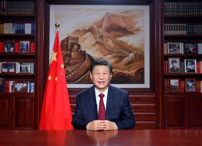 Le mégaprojet de Nouvelle route de la soie a été lancé en 2013 par le président chinois Xi Jinping.
