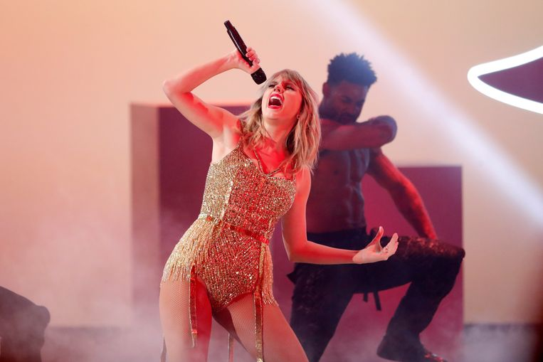 Taylor Swift in 2019.  Beeld REUTERS
