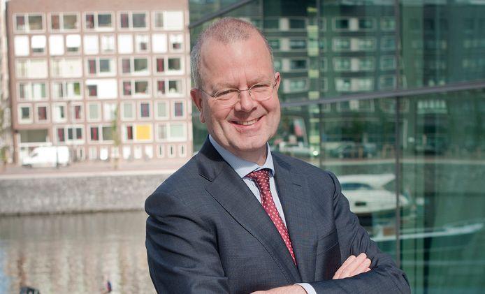 Landelijk milieuofficier Rob de Rijck.