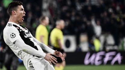 FT buitenland. Cristiano Ronaldo krijgt geen schorsing voor obscene gebaren - Icardi duikt weer op bij Inter