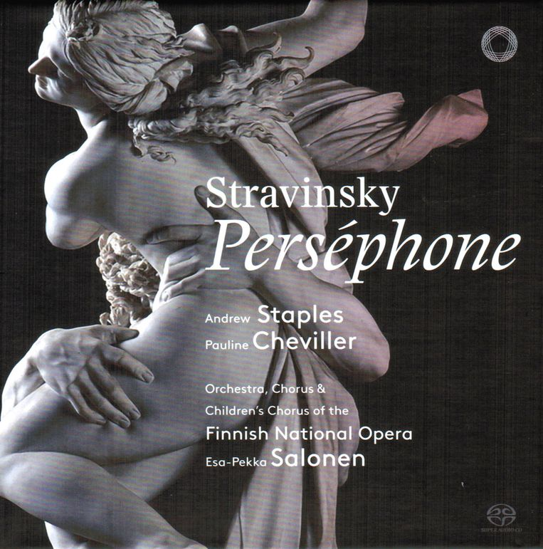 Stravinsky: Perséphone Finnish National Opera o.l.v. Salonen Beeld RV
