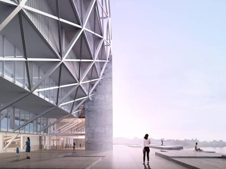 Gamma-baas is stadionproject beu: 'Verhuizing van bedrijven is onderschat'