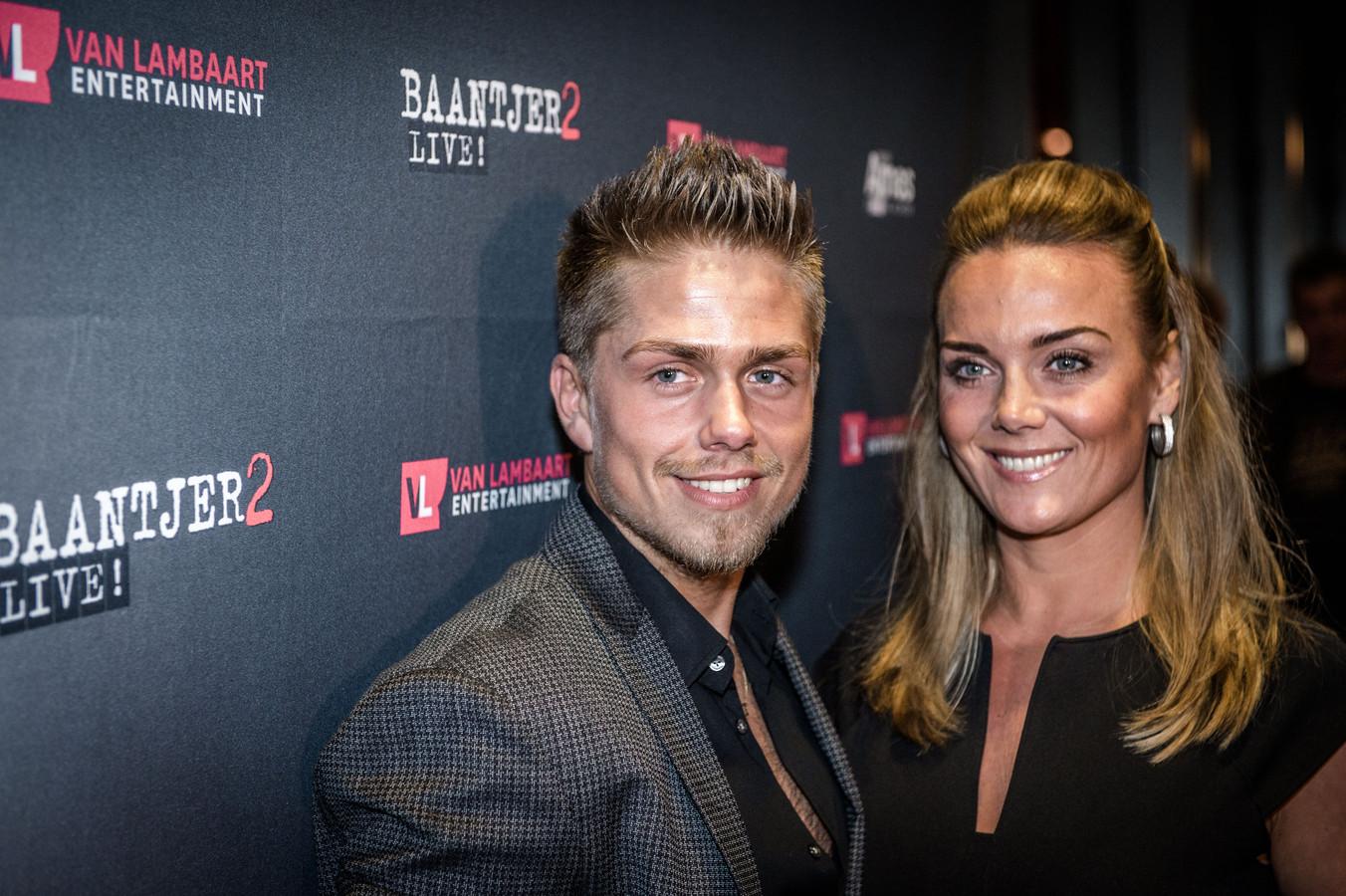 André Hazes en Monique Westenberg.