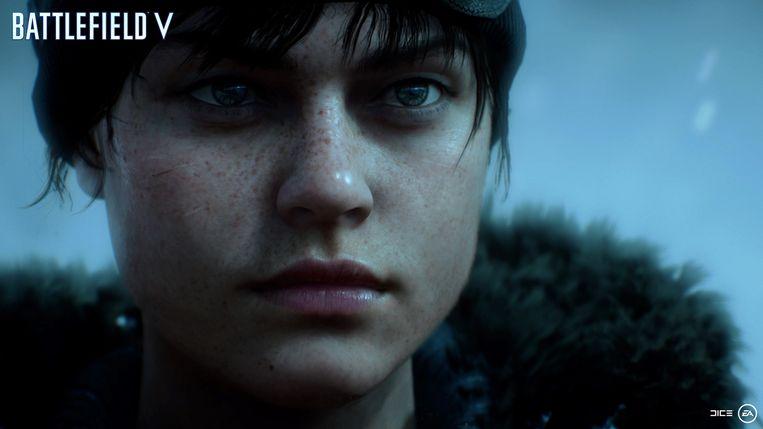 Een schietgame met emotionele resonantie? Het kan, zo bewijst 'Battlefield V'. Beeld Electronic Arts
