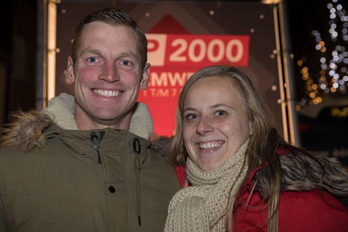 Rob en Karin de Vree.