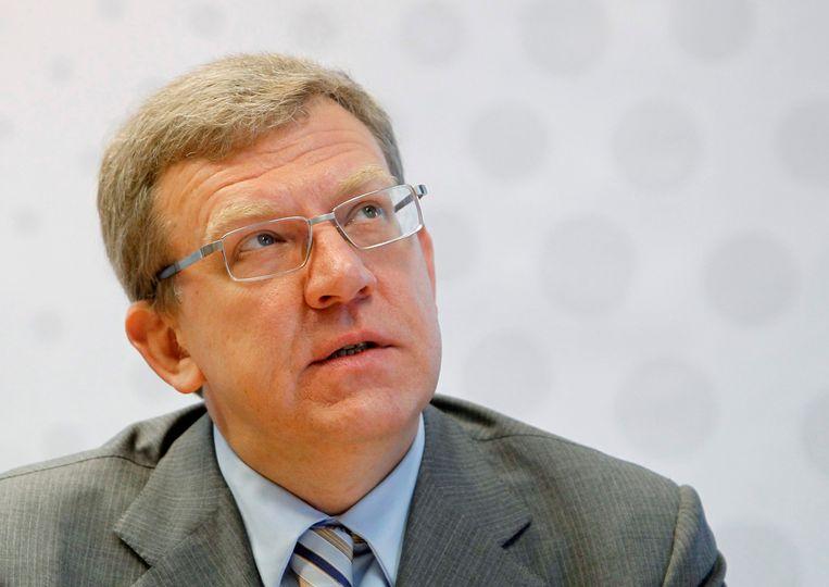 Aleksej Koedrin. Beeld REUTERS