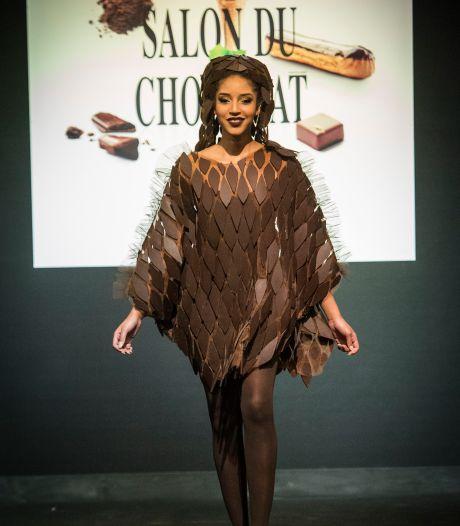 Le salon du chocolat ouvre sa soirée de gala au grand public
