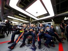 Druk is er volledig vanaf bij reizend F1-circus