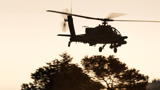 Luchtmacht oefent boven Vught: 'Gecoördineerde oefening, niets met de EBI te maken'