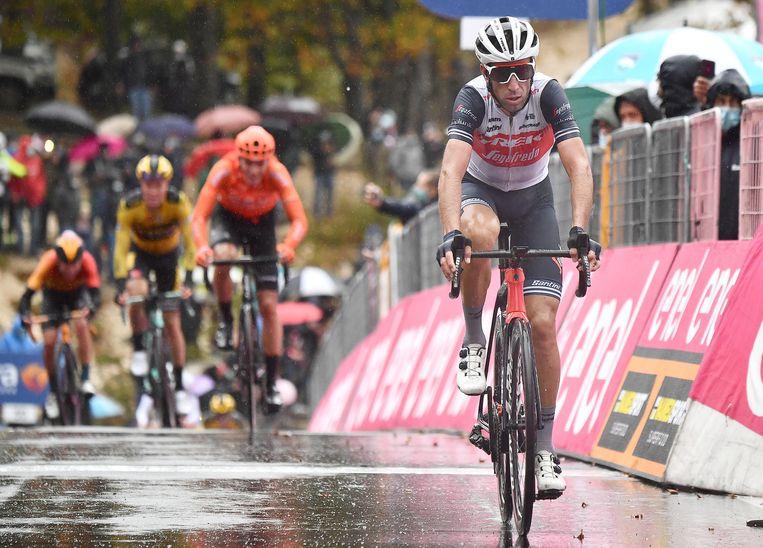 Nibali in de Giro 2020. Beeld EPA