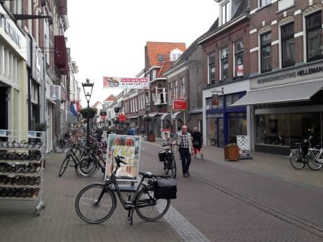 Kampen legaliseert te kleine woning in winkelpand