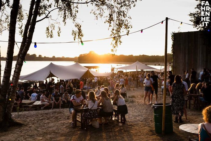 Fahrenheit festival 2018, Beachclub MEER, Winterswijk.