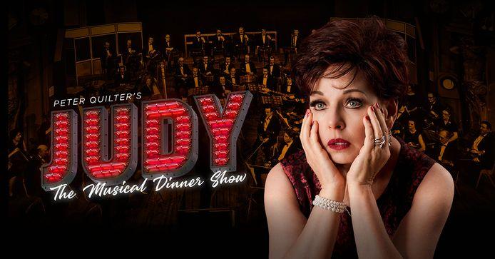 Els De Schepper als Judy Garland