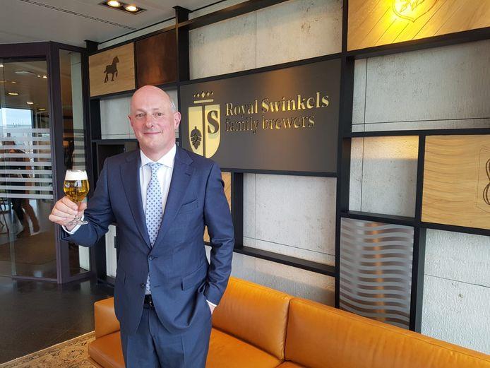 Jan-Renier Swinkels, directievoorzitter van Royal Swinkels Family Brewers.