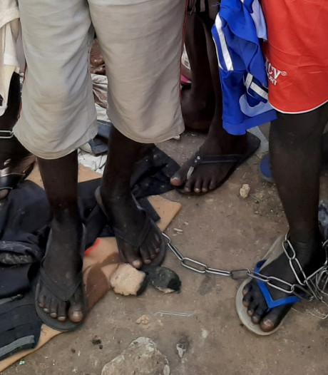 """300 garçons enchaînés dans une nouvelle """"maison de l'horreur"""" découverte au Nigéria"""