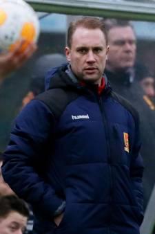 Trainer Burghout maakt een fraaie stap naar Cambuur