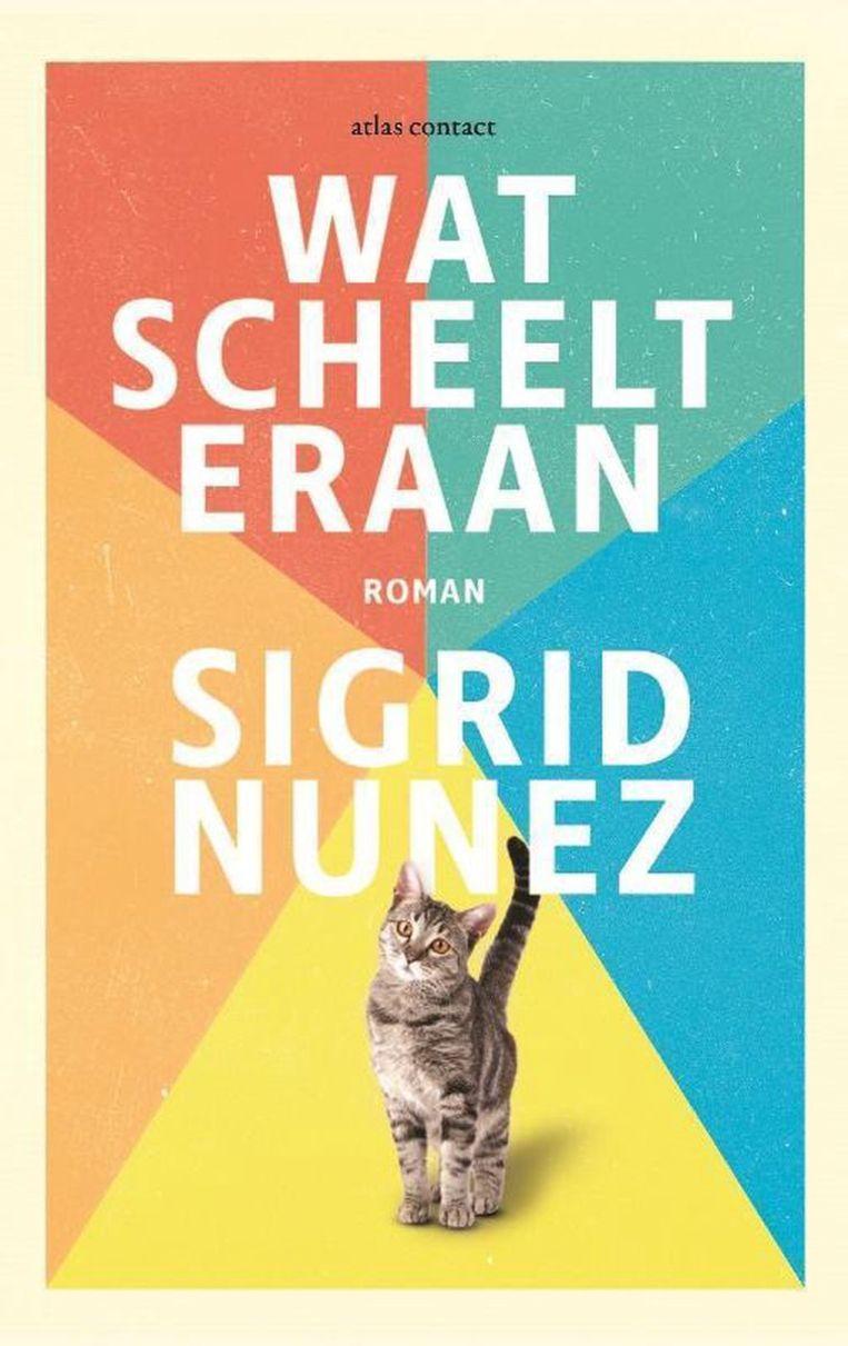 Sigrid Nunez, 'Wat scheelt eraan', Atlas Contact, 224 p., 22,99 euro.   Beeld rv