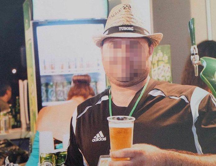 A.M. (40) is de man die in ons land de Toyota Yaris kocht.