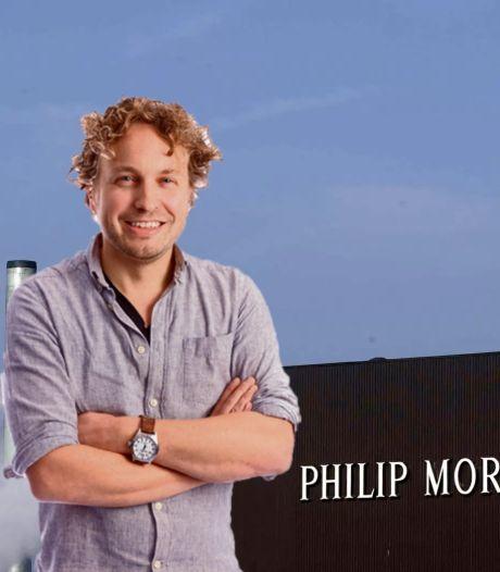 Philip Morris, de peukenproducent die medicijnman wil worden