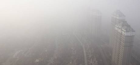 8-jarig Chinees meisje krijgt longkanker door vieze lucht